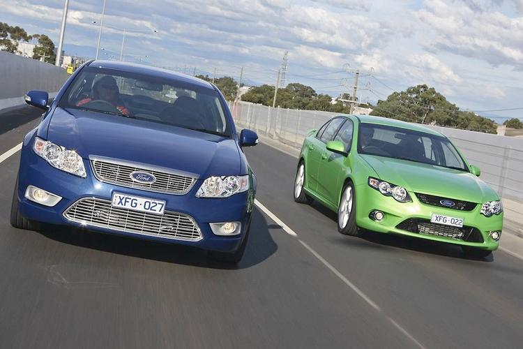 Buying Used: Ford Falcon FG Series (2008-11) - www redbook