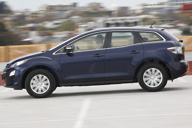 Buying Used: Mazda CX-7 (2007-2012) - www redbook com au
