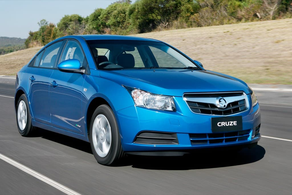 Buying Used: Holden Cruze JG (2009-2012) - www redbook com au
