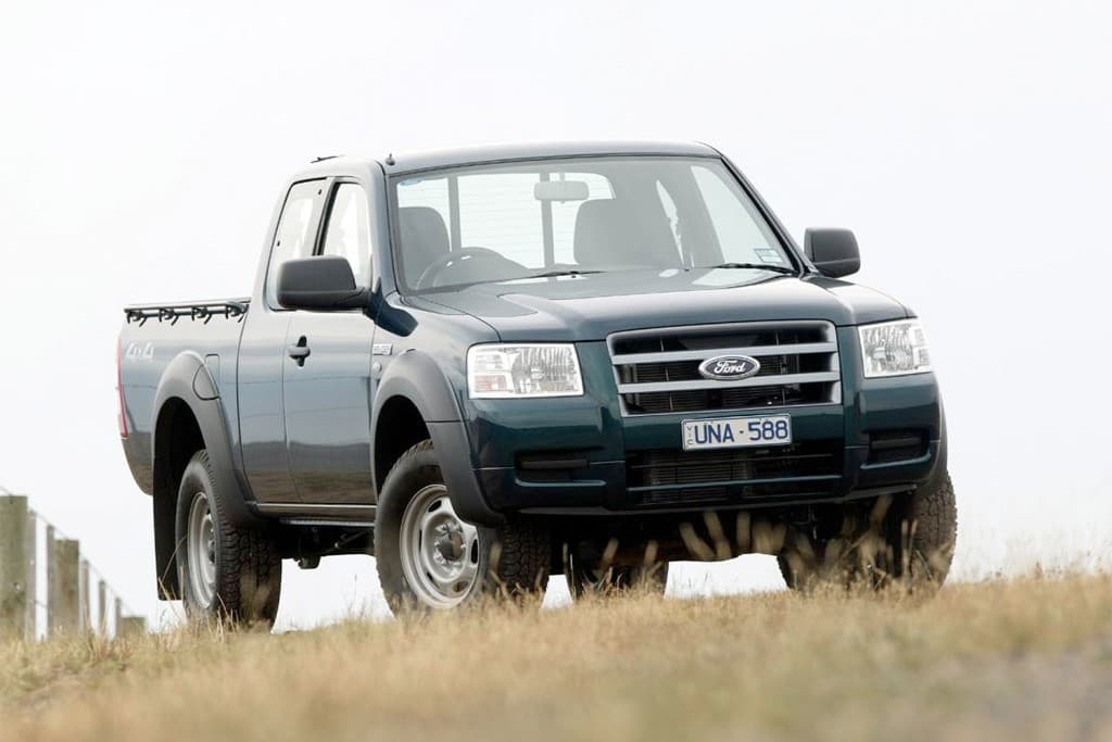 Buying Used: Ford Ranger PJ/PK (2007-12) - www redbook com au