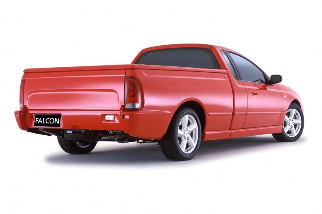 Buying Used: Ford Falcon Utility BA-BF II (2002-2008) - www