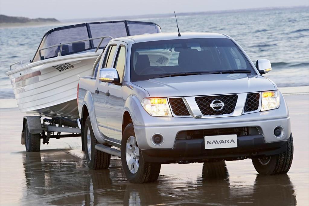 Buying Used: Nissan Navara D40 (2005-10) - www redbook com au