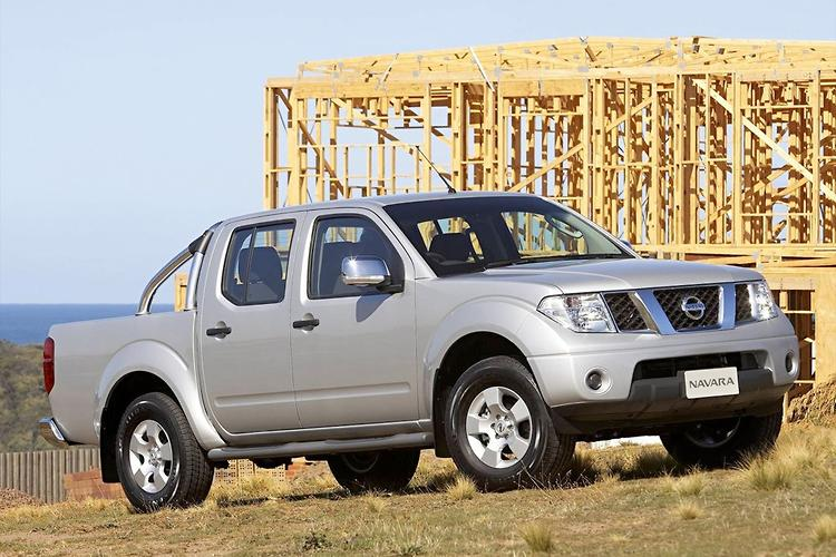 buying used nissan navara d40 (2005 10) www redbook com au