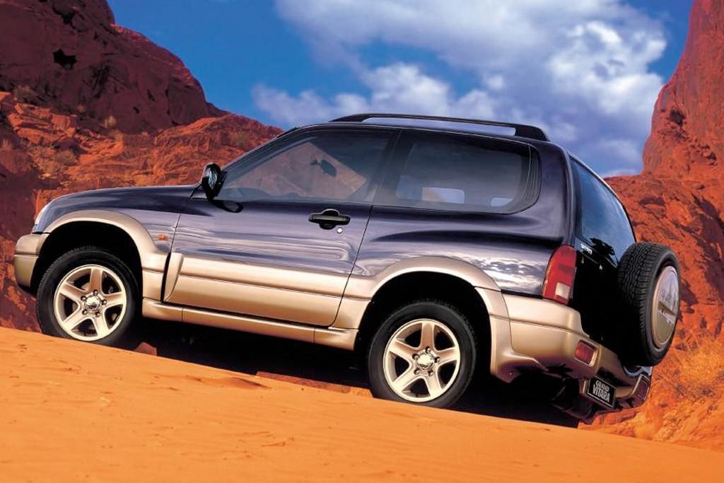 Buying Used: Suzuki Grand Vitara (2001-08) - www redbook com au