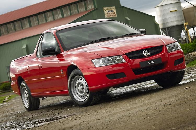 Buying Used: Holden V6 Ute VU-VZ (2000-2006) - www redbook