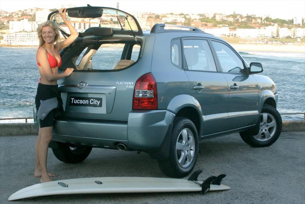 Buying Used: Hyundai Tucson (2004-2010) - www redbook com au