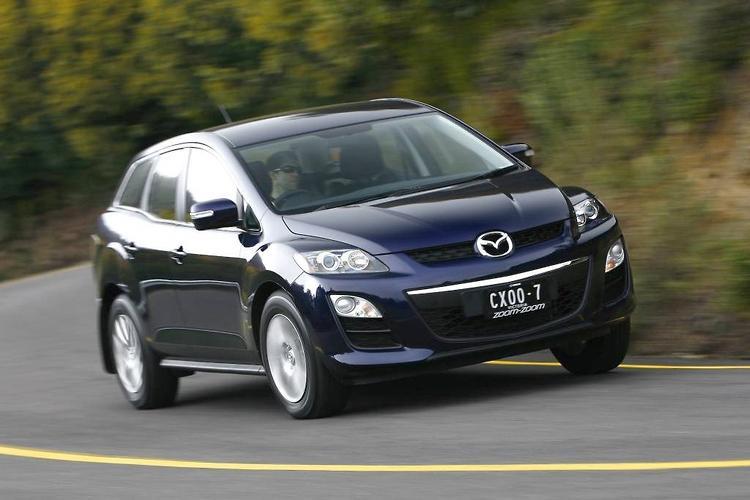 Mazda Cx 7 Ecu