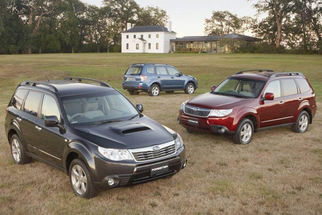 Buying Used: Subaru Forester S3 (2008-2012) - www redbook com au