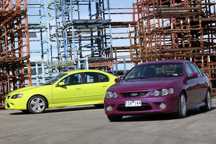 Buying Used: Ford Falcon XR6 Turbo BA-BF II (2002-08) - www