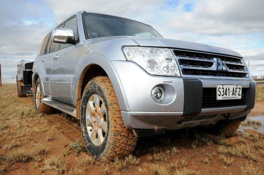 Buying a used Mitsubishi Pajero, 1987-2010 - www redbook com au