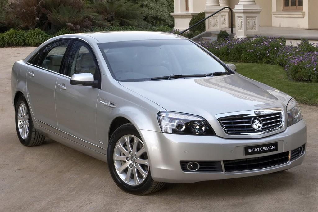 Buying Used: Holden WL-WM Statesman (2004-2012) - www