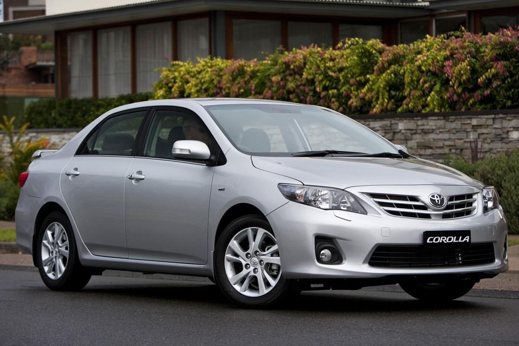 Buying Used: Toyota Corolla (2007-12) - www redbook com au