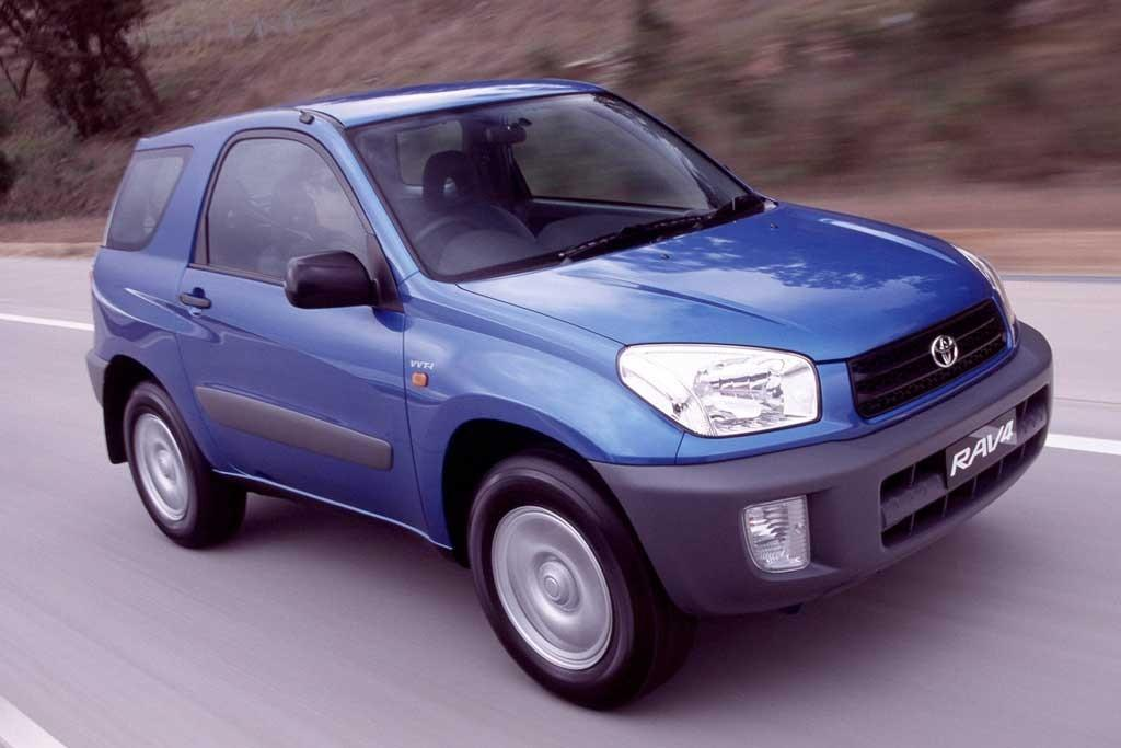 Buying used: Toyota RAV4 (2000-06) - www redbook com au