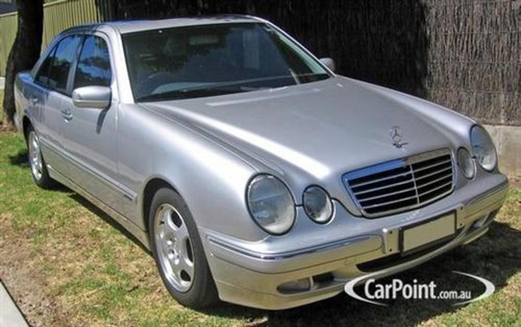 Buying Used Mercedes Benz W210 E320 1996 2002