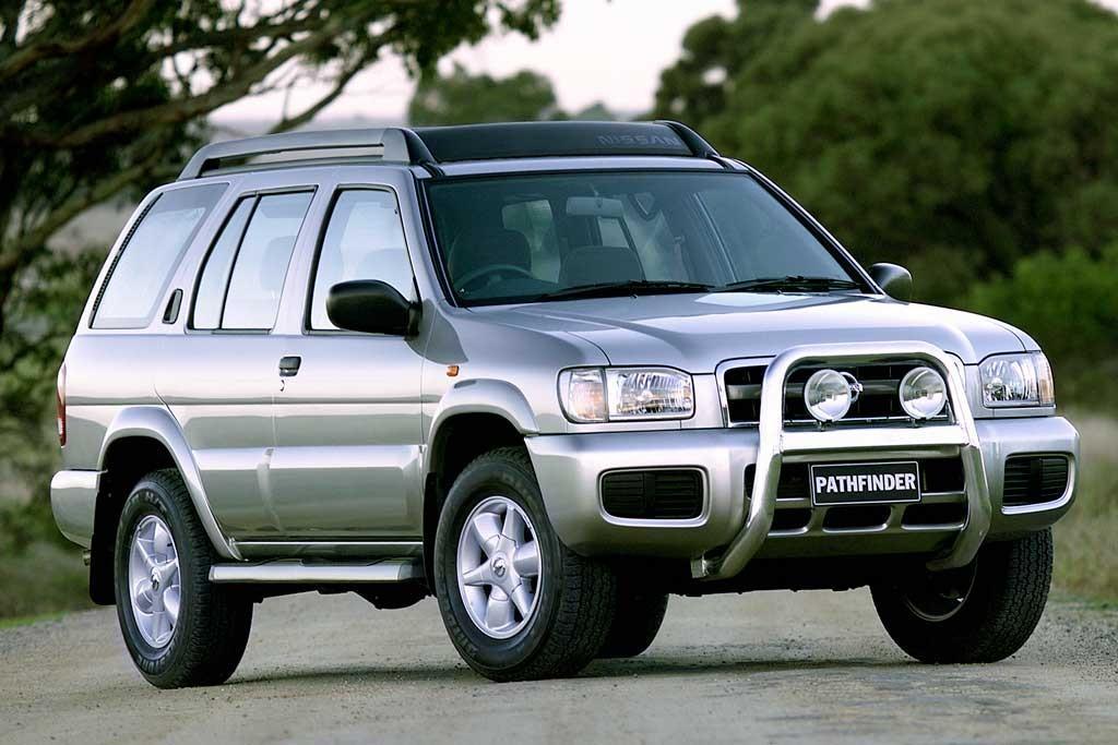 Buying used: Nissan Pathfinder pre-2005 - www redbook com au