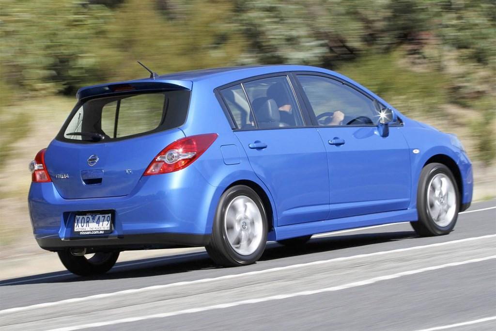 Buying Used: Nissan Tiida (2006-13) - www redbook com au