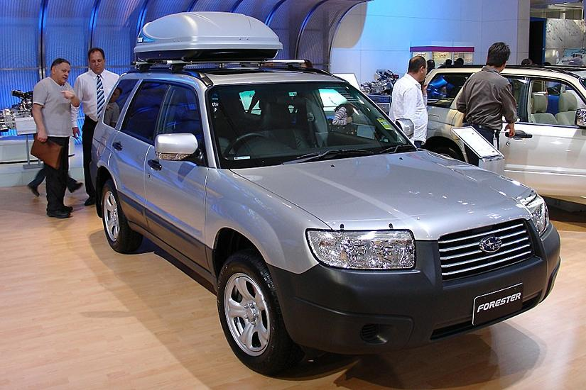 Buying Used: Subaru Forester (2002-2008) - www redbook com au