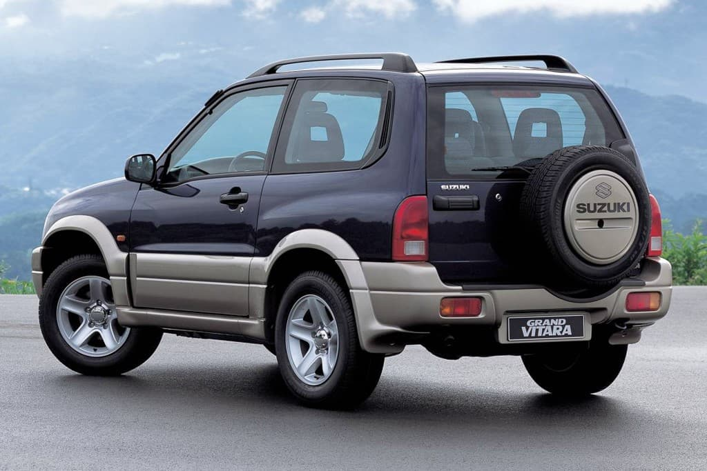 Buying Used: Suzuki Grand Vitara (2001-08) - www redbook com au