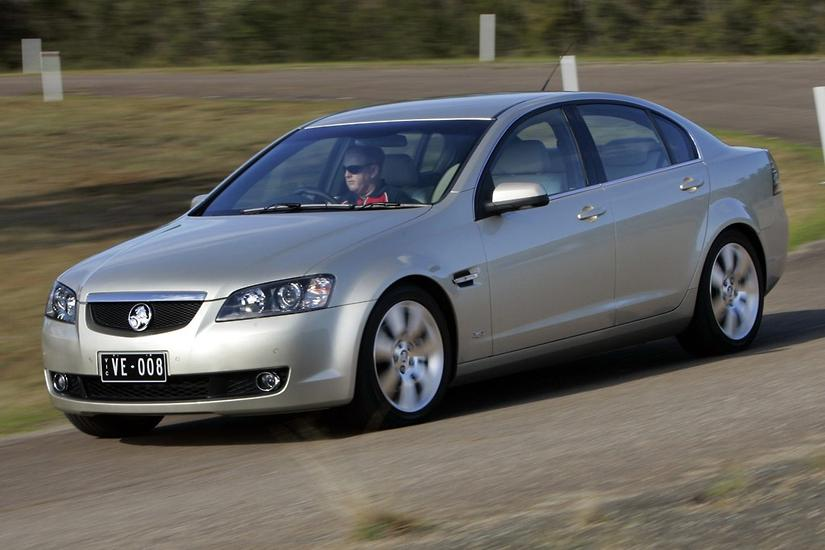 Buying used: Holden VE Commodore-Calais (2006-2009) - www