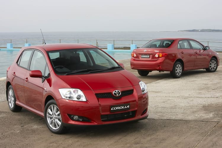 Buying Used: Toyota Corolla (2007-12) - www redbook com au
