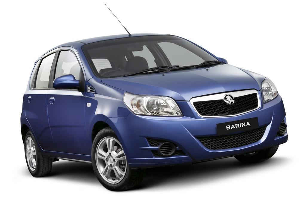 Buying Used: Holden Barina (2005-2009) - www redbook com au