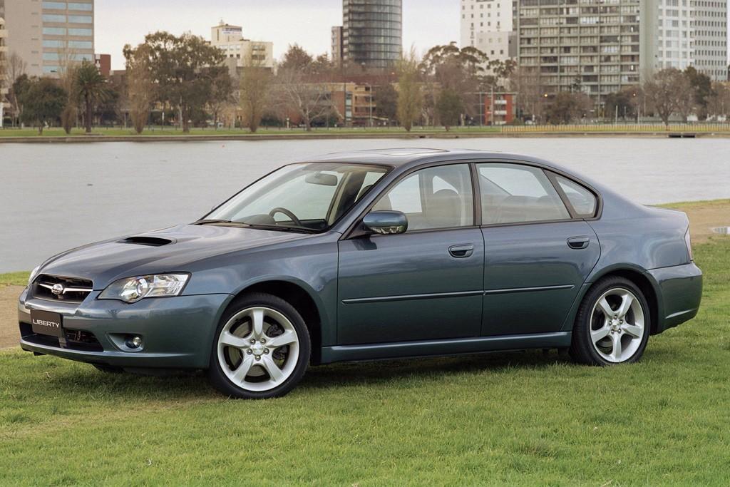 Buying Used: Subaru Liberty (2003-2009) - www redbook com au