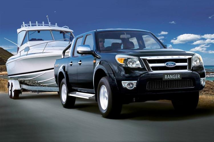 manual ford ranger 2005