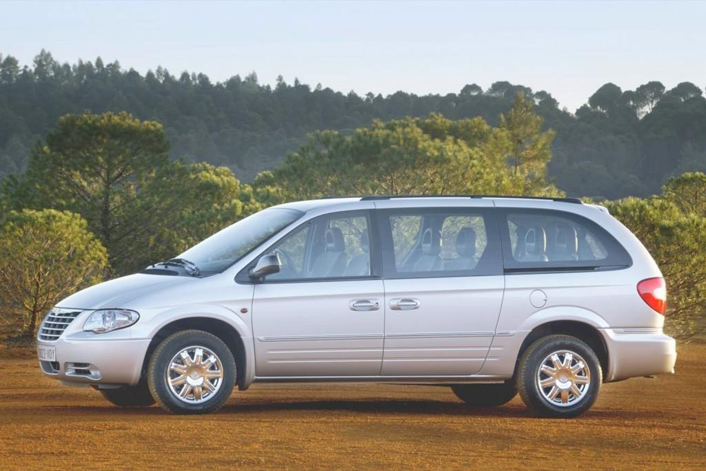 chrysler voyager 2007 review