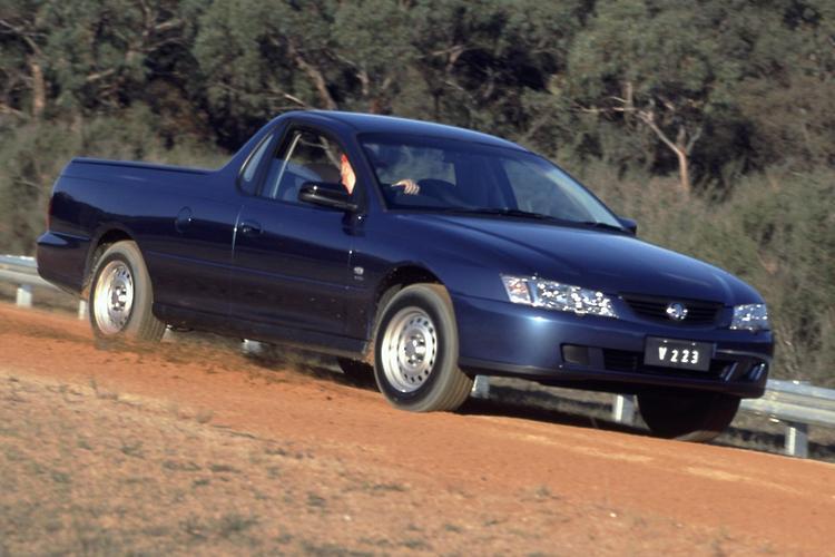 Buying Used: Holden V6 Ute VU-VZ (2000-2006) - www redbook com au