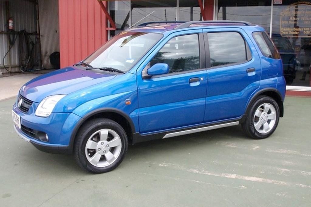 Buying Used: Holden Cruze 4WD (2002-2007) - www redbook com au