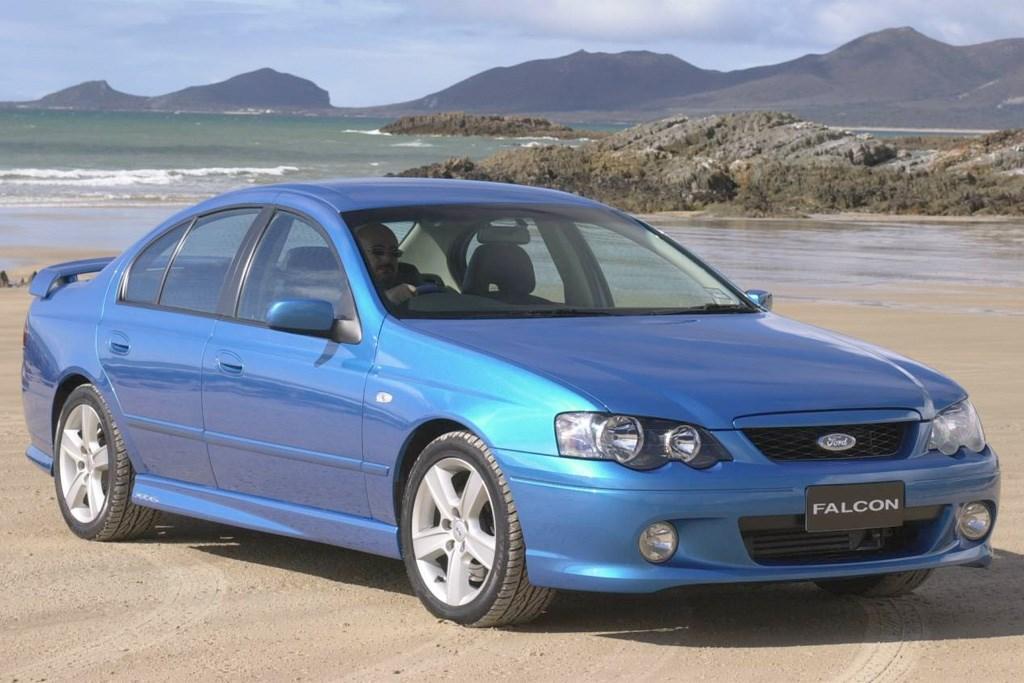Buying Used: Ford Falcon XR6 Turbo BA-BF II (2002-08) - www redbook