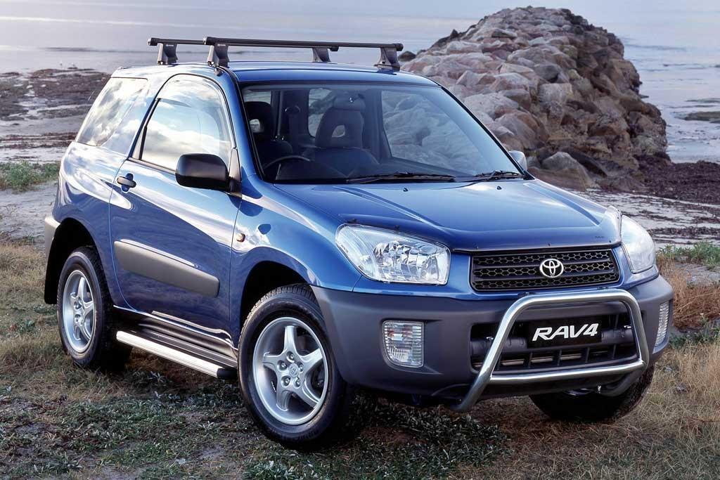 Buying used: Toyota RAV4 (2000-06) - www redbook com au