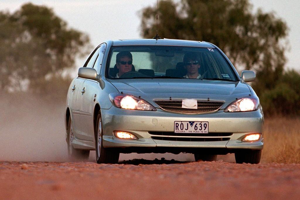 Buying Used: Toyota Camry (2002-2006) - www redbook com au