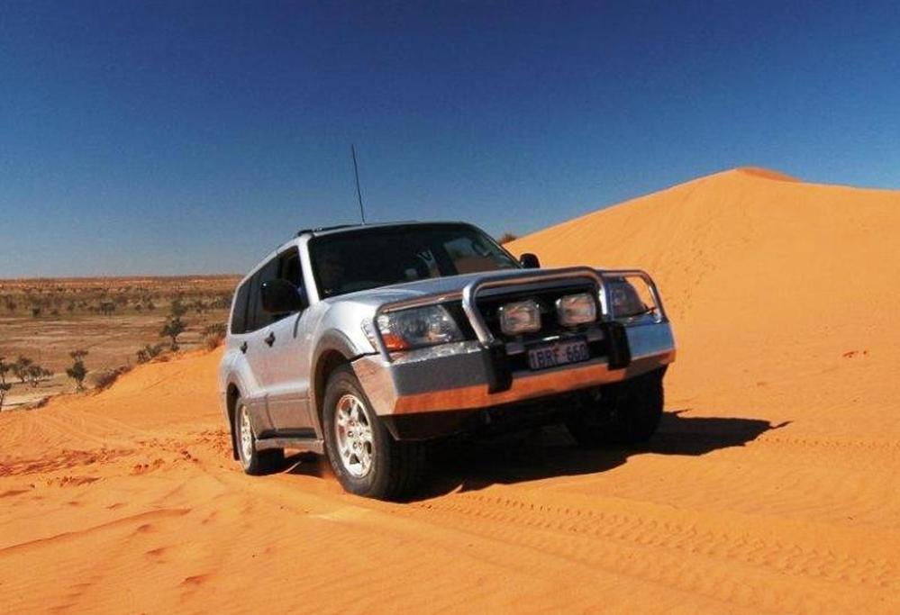Buying a used Mitsubishi Pajero, 1987-2010 - www redbook com au