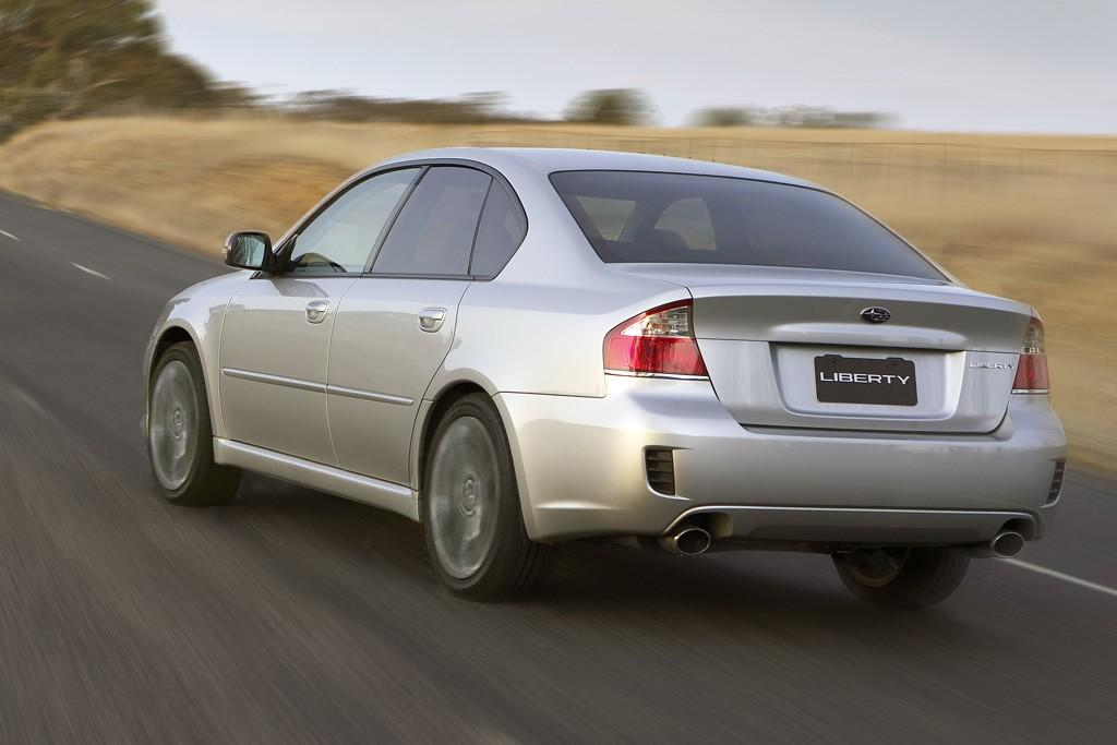 Buying Used: Subaru Liberty (2003-2009) - www redbook com au