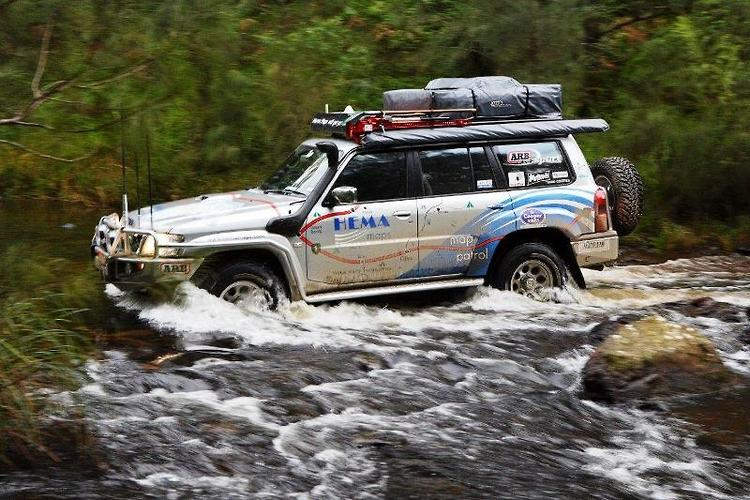 Nissan patrol fuel consumption 4.2 petrol