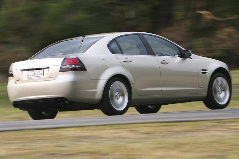 Buying used: Holden VE Commodore-Calais (2006-2009) - www redbook com au