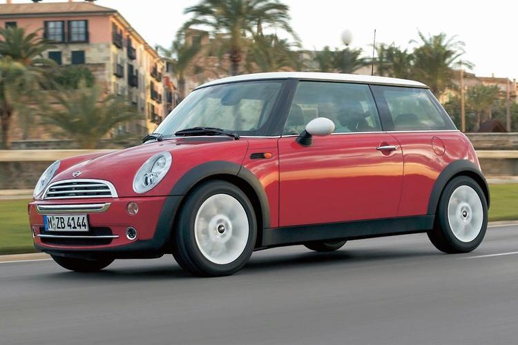 Buying Used: MINI Cooper R50/R53 (2002-2007) - www redbook