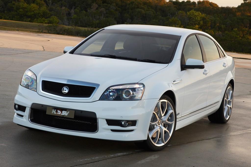 Buying Used: HSV E Series (2006-09) - www redbook com au