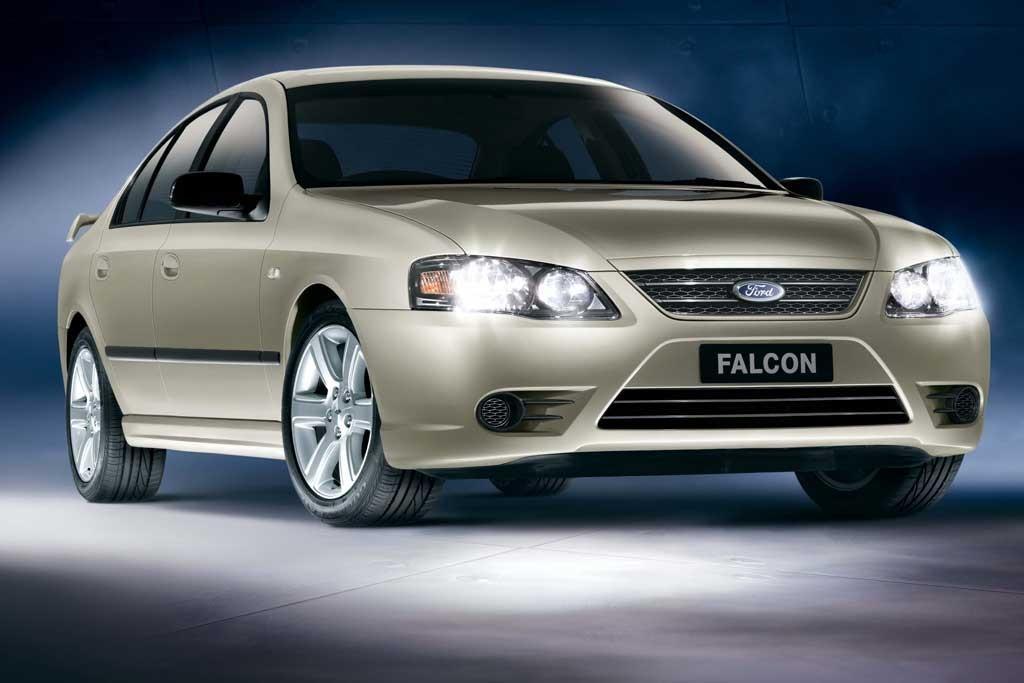Buying used: Ford Falcon BF series - www redbook com au