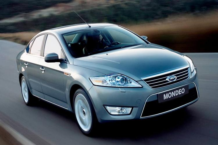 Dsg ford mondeo 2.3