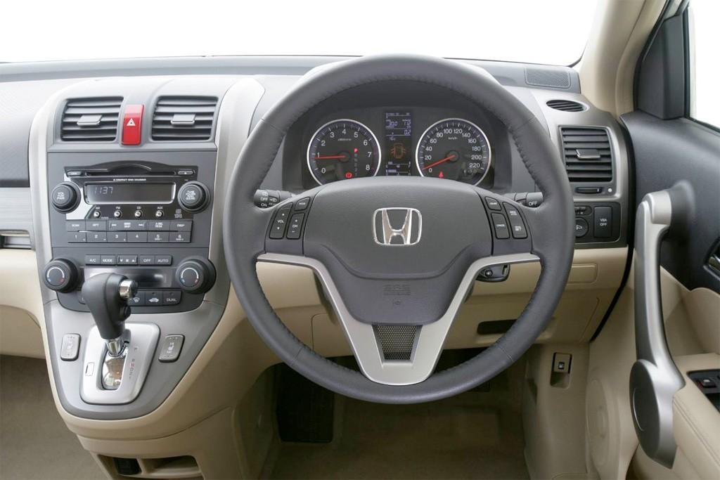 Buying Used: Honda CR-V 2007-2010 - www redbook com au