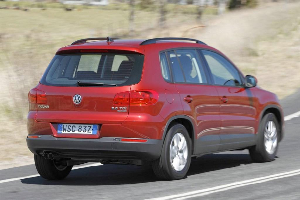 Buying Used: Volkswagen Tiguan (2008-2012) - www redbook com au