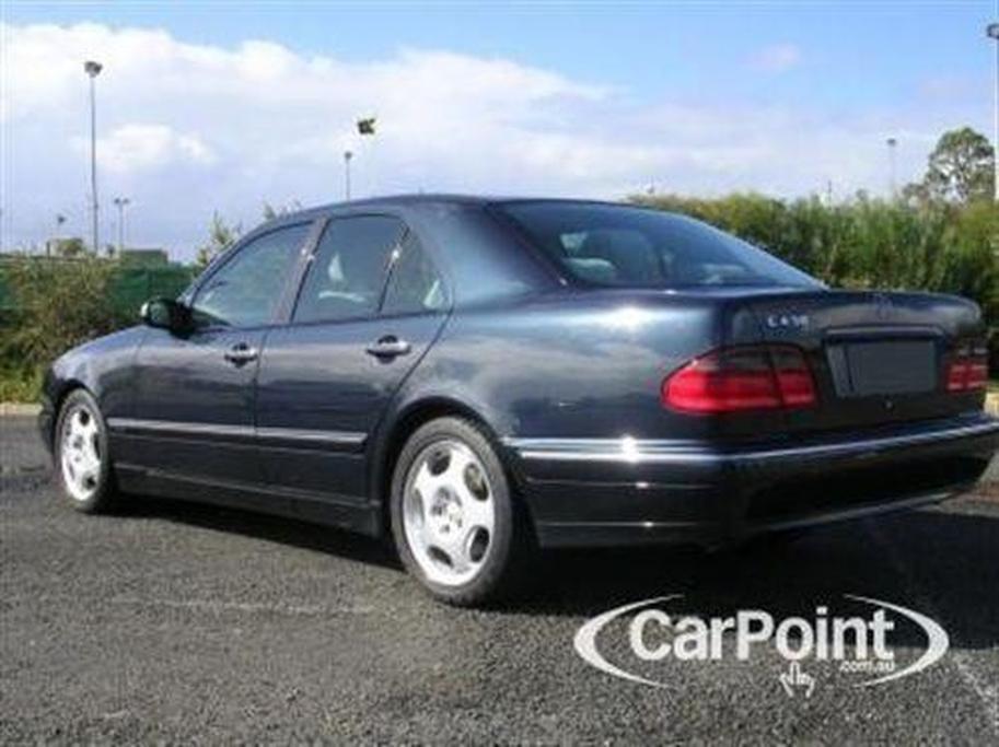 Buying Used: Mercedes-Benz W210 E320 (1996-2002) - www redbook com au