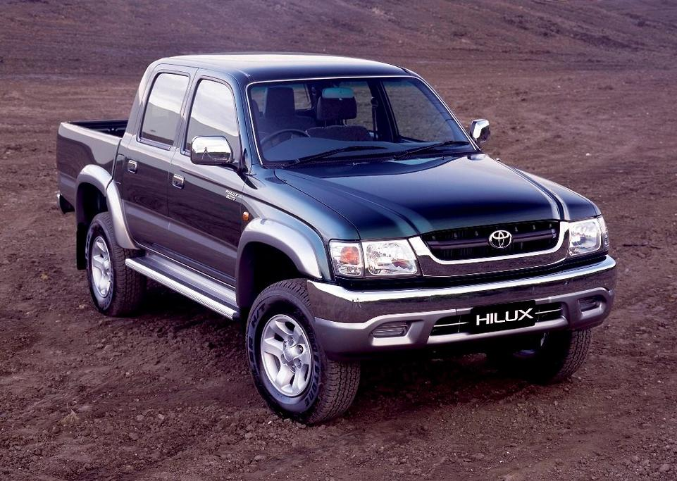 Buying Used: Toyota HiLux, pre-2005 - www redbook com au