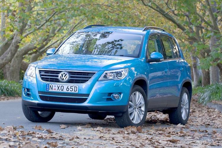 Buying Used: Volkswagen Tiguan (2008-2012) - www redbook com au