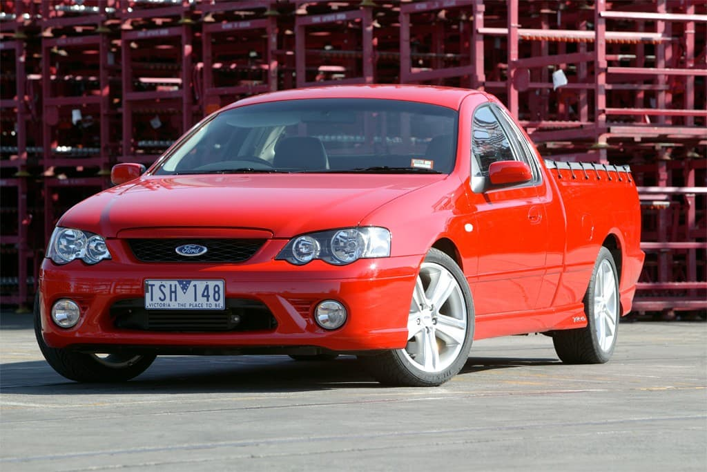 Buying Used: Ford Falcon XR6/XR8 Utility BA-BFII (2002-2008