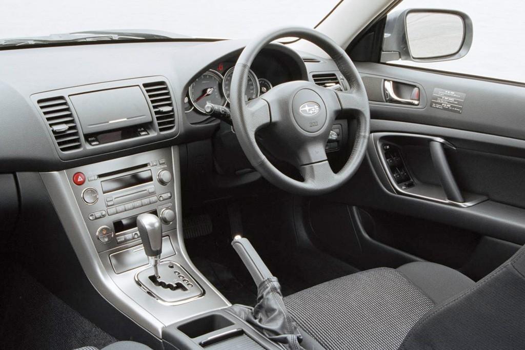 Buying Used: Subaru Outback (2003-2009) - www redbook com au