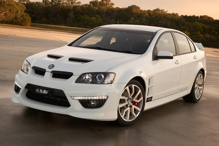 Buying Used Hsv E Series 2006 09 Redbook