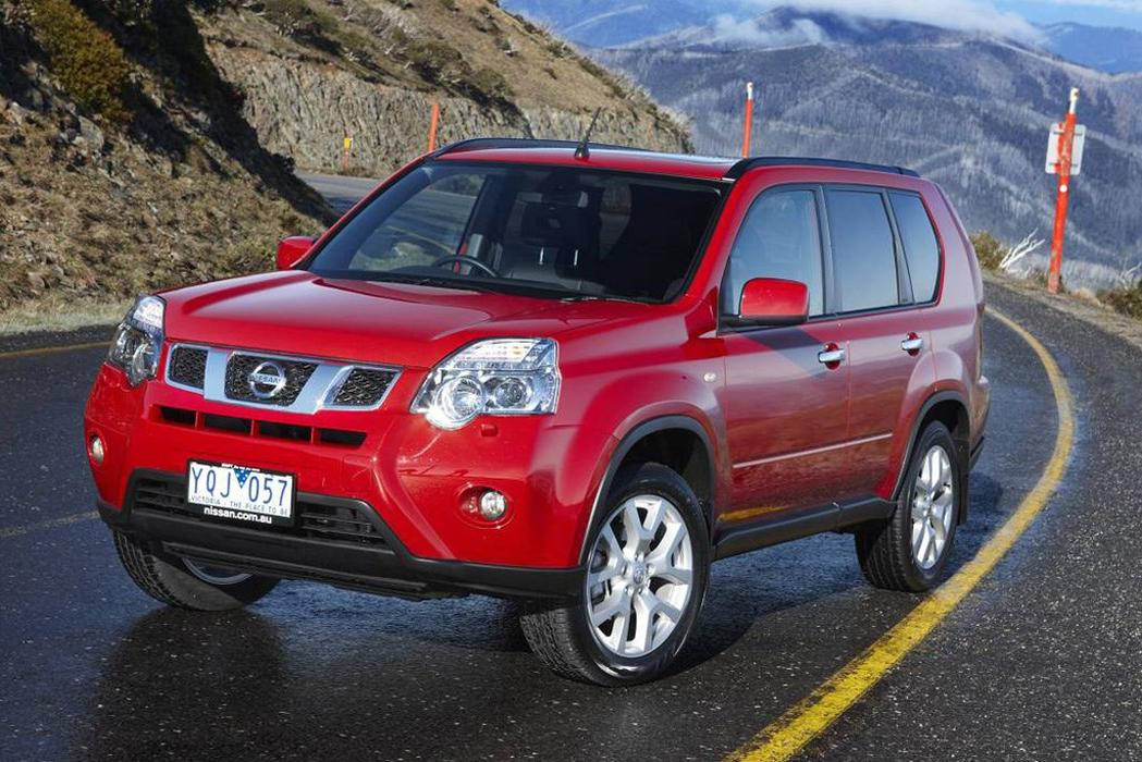buying used nissan x trail t31 2007 13. Black Bedroom Furniture Sets. Home Design Ideas